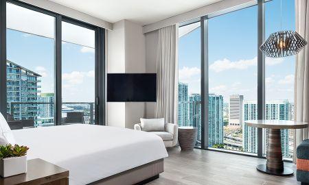 Chambre Corner King - EAST, Miami - Miami