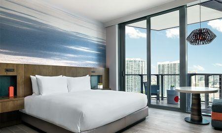 Chambre Urbaine King - EAST, Miami - Miami