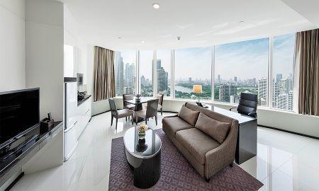 Suite Grand - Grande Centre Point Hotel Terminal 21 - Bangkok