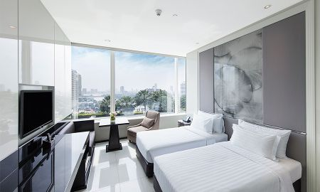 Quarto Superior - Grande Centre Point Hotel Terminal 21 - Bangkok