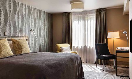 Chambre St Moritz - Hotel St Moritz Queenstown - MGallery By Sofitel - Queenstown
