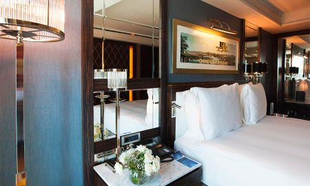 Superior Zimmer - Radisson Blu Hotel Istanbul Pera - Istanbul