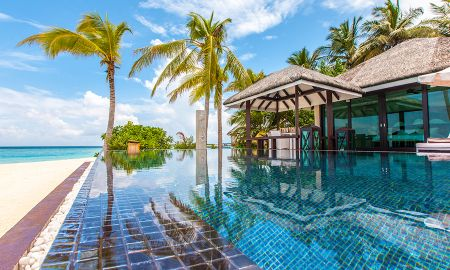 Two Bedroom Beach Suite with Pool - Kihaa Maldives - Maldives