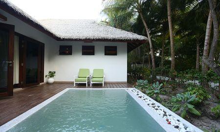Villa Jardin avec Piscine - Kihaa Maldives - Maldives