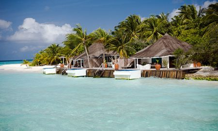 Villa Waterfront Beach avec Piscine Privée - Kihaa Maldives - Maldives