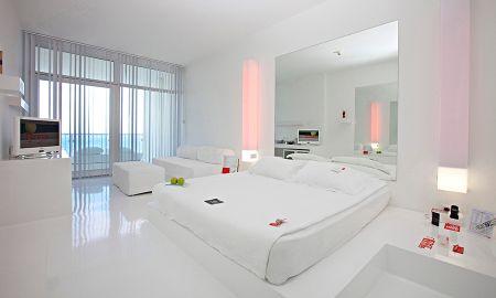 Deluxe Single Room - Land View - Hotel SU & Aqualand Antalya - Antalya