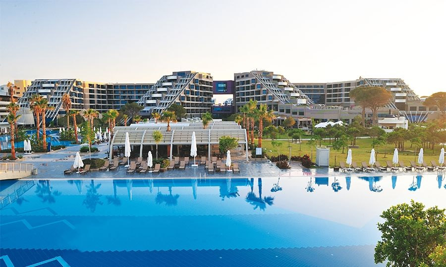 Susesi Luxury Resort - Antalya