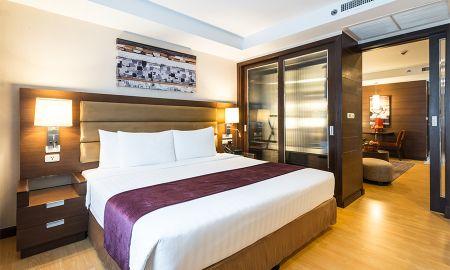 Suite Ejecutiva - Legacy Suites Hotel Sukhumvit - Bangkok