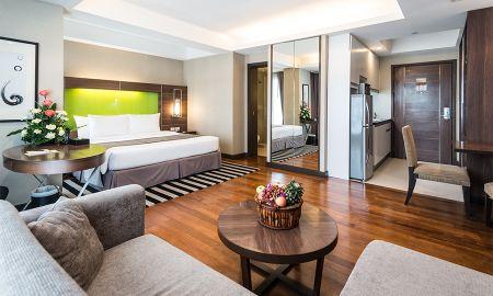 Habitación Superior Premium - Legacy Suites Hotel Sukhumvit - Bangkok