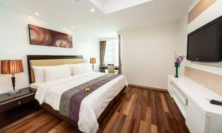 Suite Executiva Um Quarto - Adelphi Grande Sukhumvit - Bangkok