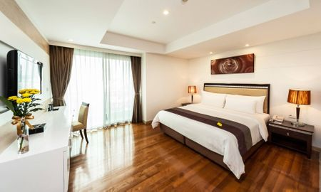 Grand Suite Um Quarto - Adelphi Grande Sukhumvit - Bangkok