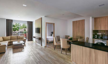 Two Bedroom Family Suite - Adelphi Grande Sukhumvit - Bangkok