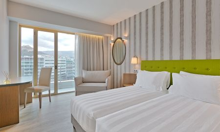 Chambre Deluxe - Vue Ville - Athens Tiare Hotel - Athènes