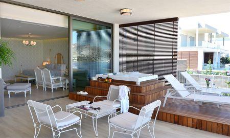 Улучшенный люкс - Mivara Luxury Resort & Spa - Bodrum