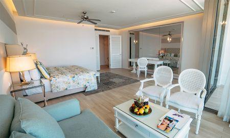 Chambre Deluxe - Vue Jardin - Mivara Luxury Resort & Spa - Bodrum