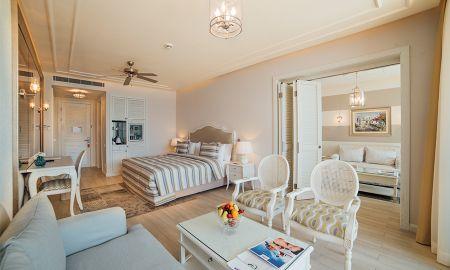 Номер люкс представительского класса - вид на сад - Mivara Luxury Resort & Spa - Bodrum