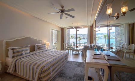 Номер люкс повышенной комфортности - вид на море - Mivara Luxury Resort & Spa - Bodrum