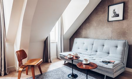Suite Junior Club - Hôtel De La Rue De Lille - Paris