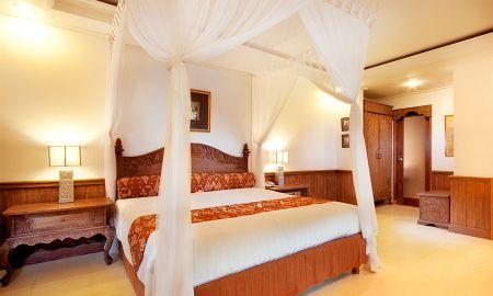 Superior Zimmer - Keraton Jimbaran Resort - Bali