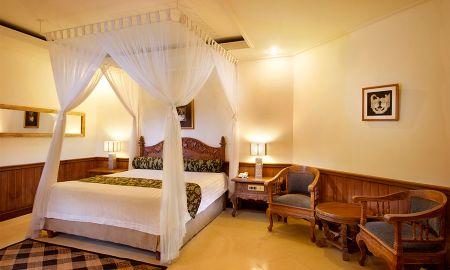 Deluxe Zimmer - Keraton Jimbaran Resort - Bali