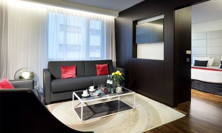 Suite Junior - Eurostars Grand Central - Munich