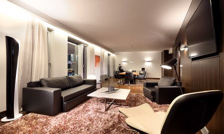 Suite Presidencial - Eurostars Grand Central - Munique