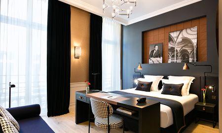 Chambre Deluxe - Hotel Square Louvois - Paris