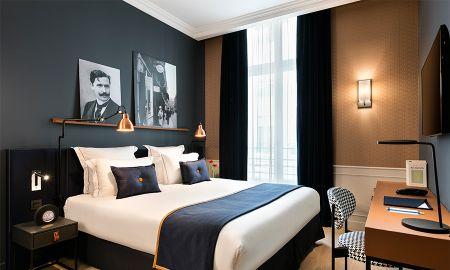 Chambre Supérieure - Hotel Square Louvois - Paris