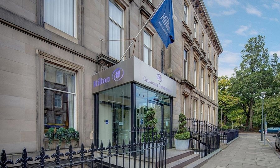 Image result for edinburgh grosvenor