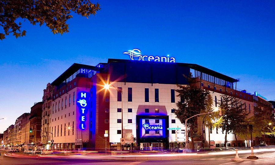 Hotel Oceania Paris Porte De Versailles Reservation Infos