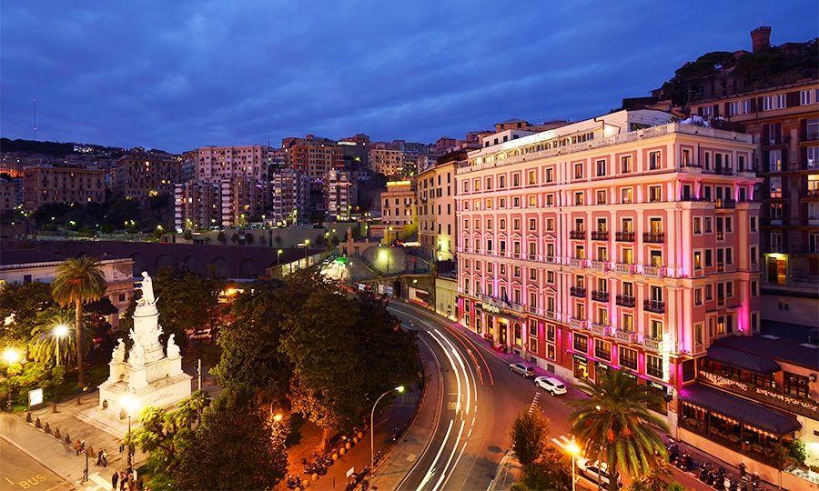 Grand Hotel Savoia Booking Info