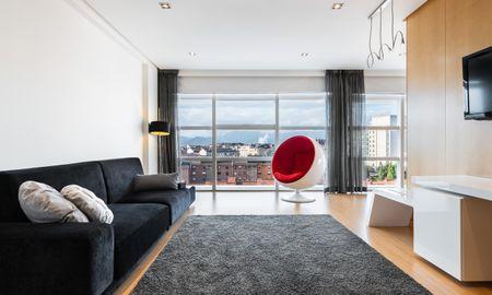 Suite Deluxe - Eurostars Palacio De Cristal - Oviedo