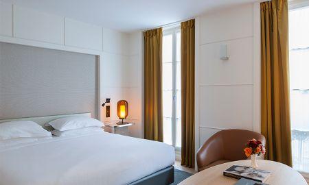 Quarto Deluxe - Hotel Opéra Richepanse - Paris