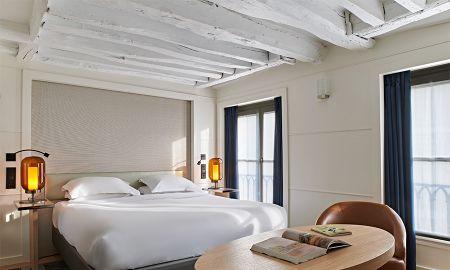 Habitación Superior - Hotel Opéra Richepanse - Paris