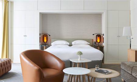 Chambre Deluxe Triple - Hotel Opéra Richepanse - Paris