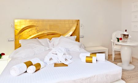 Chambre Deluxe - Hotel Home - Toscane