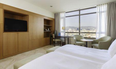 Номер атегории комфорт - Gran Hotel Torre Catalunya - Barcelona
