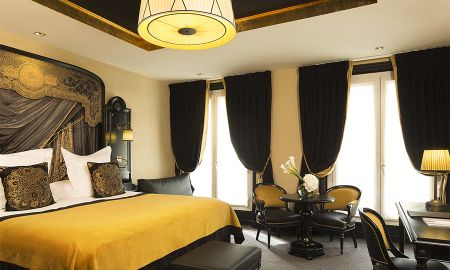 Deluxe Doppel- oder Zweibettzimmer - Le Belmont Champs Elysées - Paris