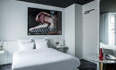 Classic Double Room - Le Général Hôtel - Paris
