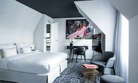 Suite - Le Général Hôtel - Paris