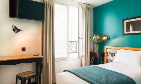 Habitación Clásica Individual - Hotel Sacha - Paris
