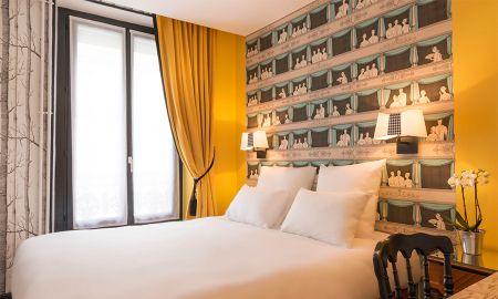 Habitación Clásica Doble - Hotel Sacha - Paris