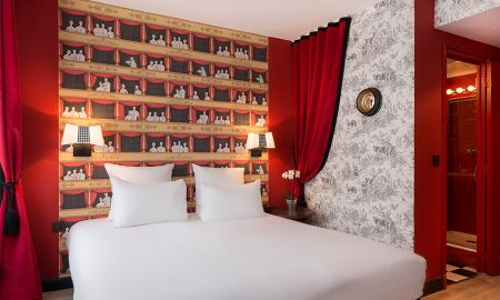Superior Double Or Twin Room - Hotel Sacha - Paris