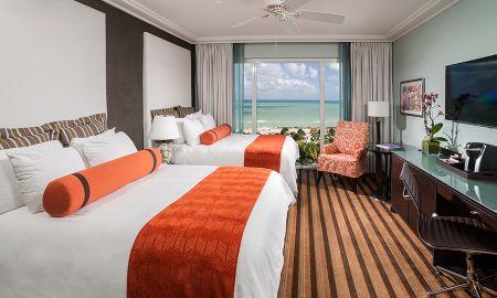 Chambre Double - Vue Océan - The Palms Hotel & Spa - Miami