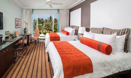 Chambre Premier Double - Vue Jardin - The Palms Hotel & Spa - Miami
