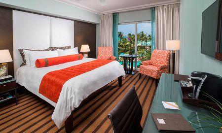 Chambre King Premier - Vue Jardin - The Palms Hotel & Spa - Miami