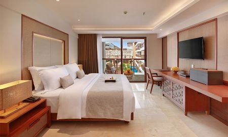 Chambre Deluxe Double ou Twin - The Bandha Hotel & Suites - Bali