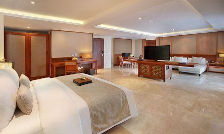 Suite de Luxe avec Baignoire Spa - The Bandha Hotel & Suites - Bali