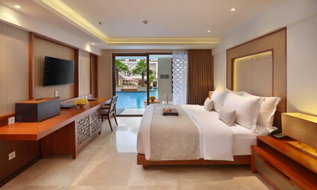 Deluxe Lagoon Accees - The Bandha Hotel & Suites - Bali