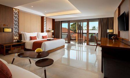 Junior Double or Twin Suite Garden Terrace - The Bandha Hotel & Suites - Bali